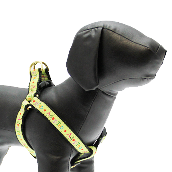 Adopted Dog Harness by Up Country