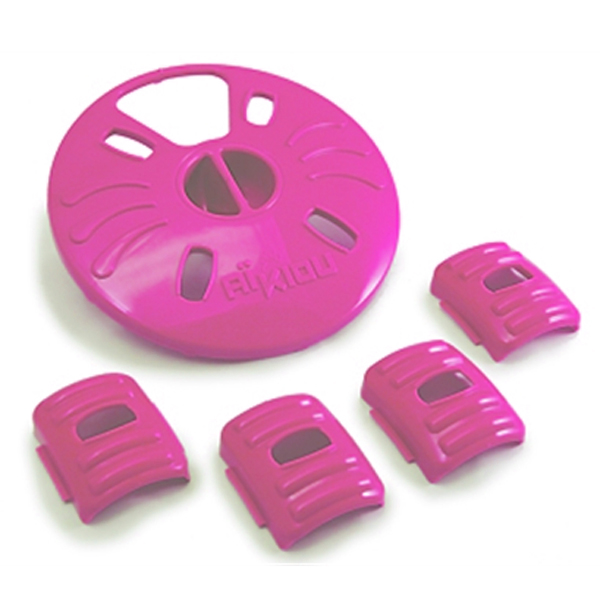 Aikiou Dog Feeding Toy - Level 2 Inserts - Pink