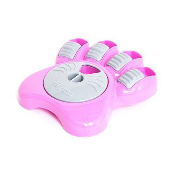 Aikiou Dog Feeding Toy - Pink and Gray