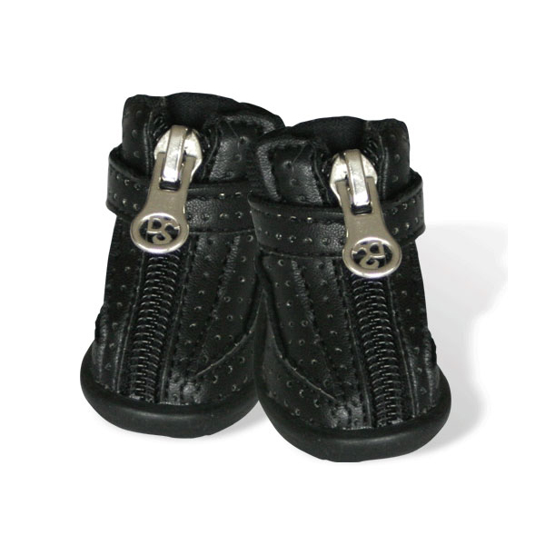 Air Doggy Boots - Black