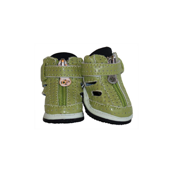 Air Doggy Sandals - Meadow Green