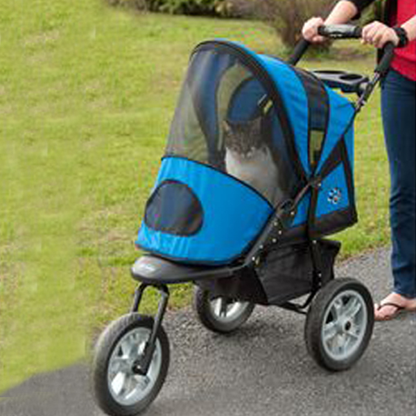 All Terrain AT3 Pet Stroller - Blue Sky