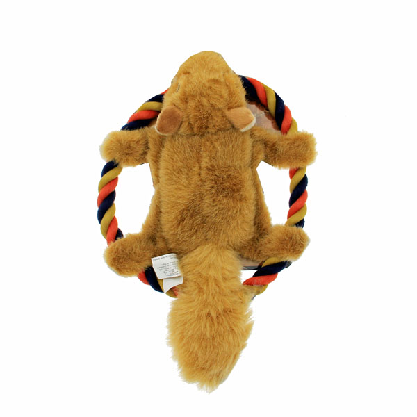 American Classic Dog Toys - Squirrel Flyer