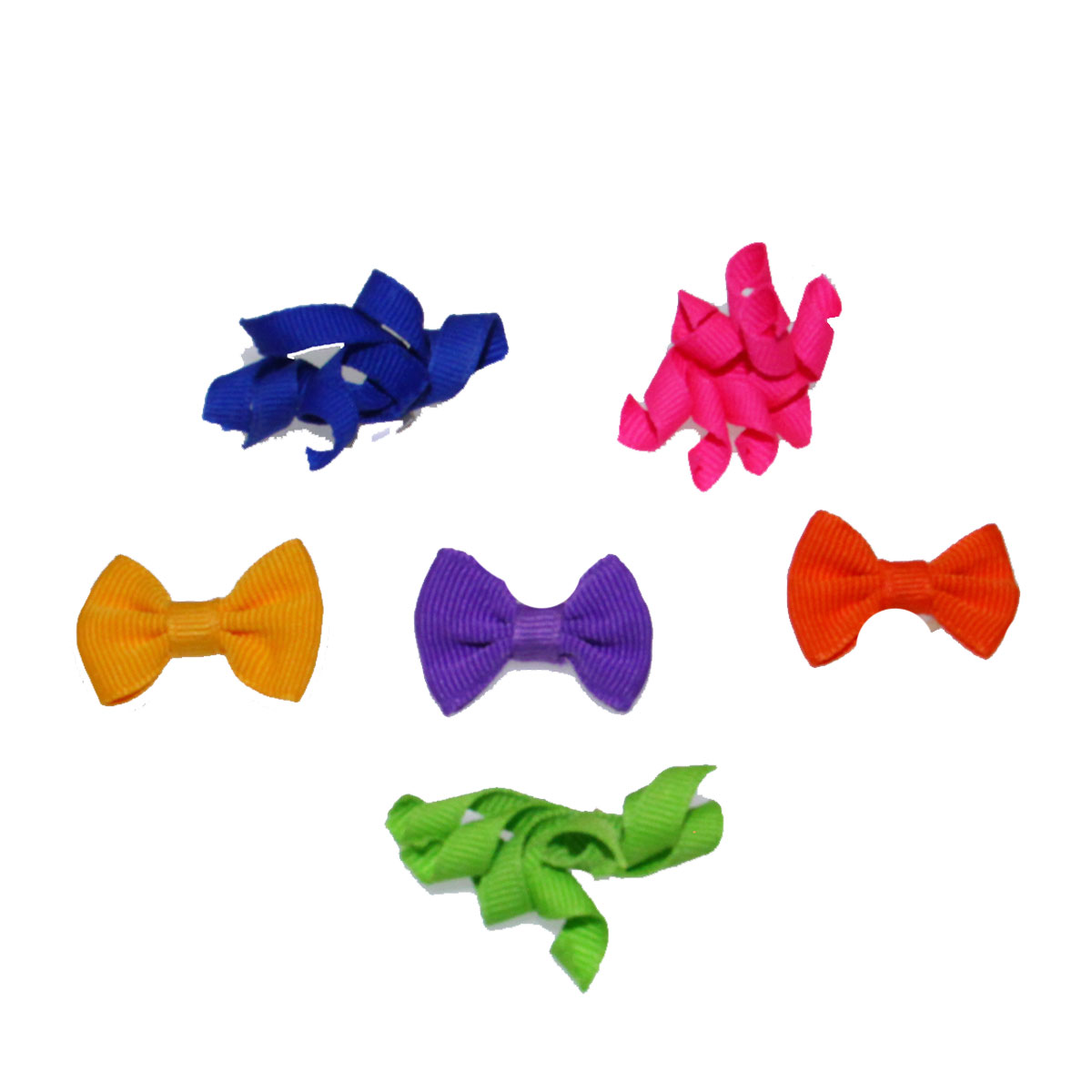 Aria Grosgrain Ribbon Bows