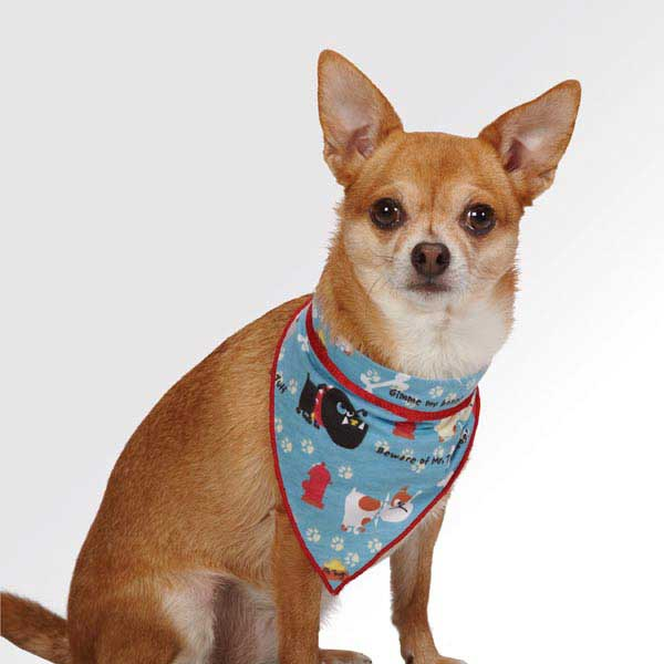 Aria Tough Dog Bandana