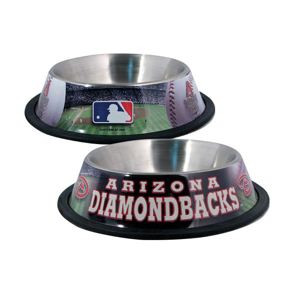 Arizona Diamondbacks Dog Bowl