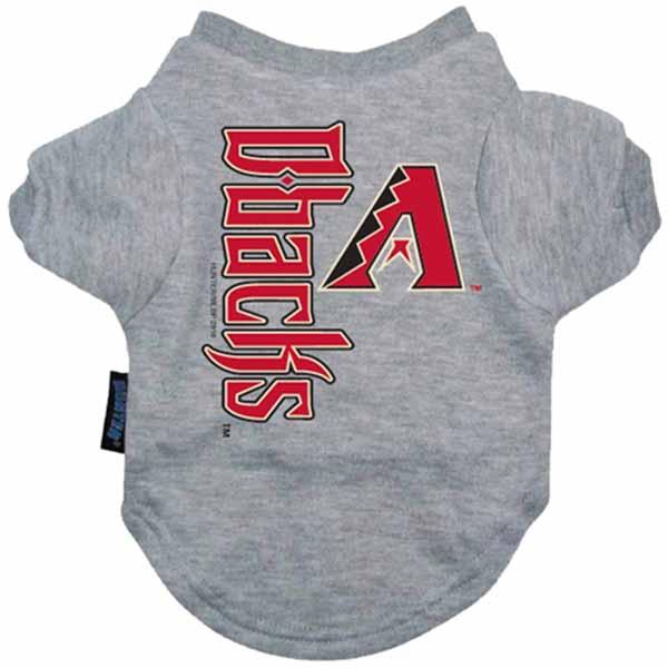 Arizona Diamondbacks Dog T-Shirt