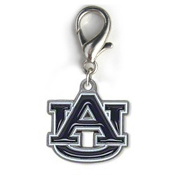 Auburn Tigers Dog Collar Charm