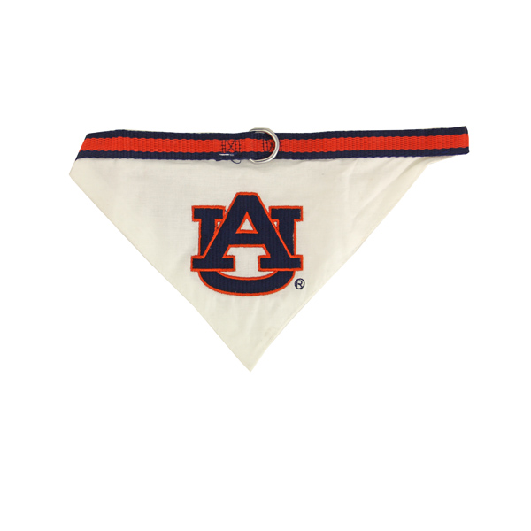 Auburn University Tigers Dog Collar Bandana