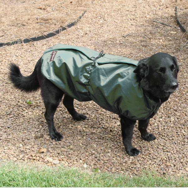 Aussie Naturals Reversible Dog Coat