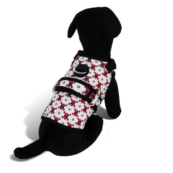 Avant Garde Dog Harness - Deathstar