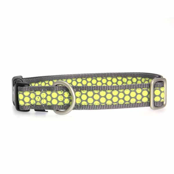 Fido Finery Dog Collar - Dotted Bliss