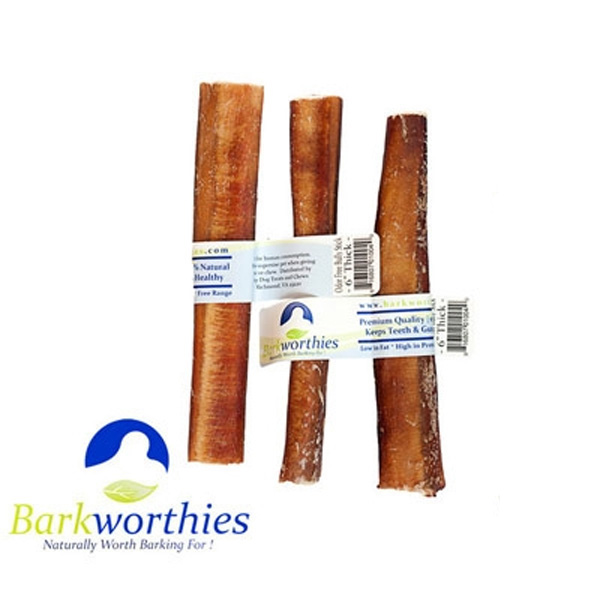 barkworthies premium odor free bully stick at baxterboo. Black Bedroom Furniture Sets. Home Design Ideas