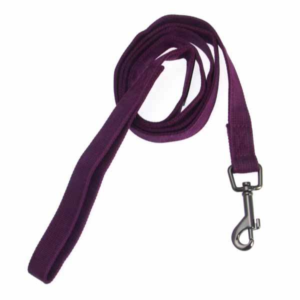 Basic Dog Leash by Puppia - Purple