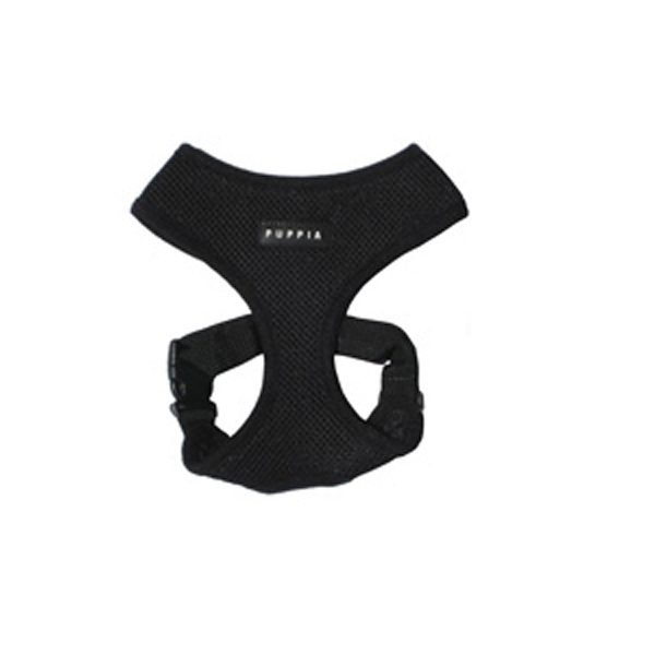 Basic Soft Harness by Puppia - Black