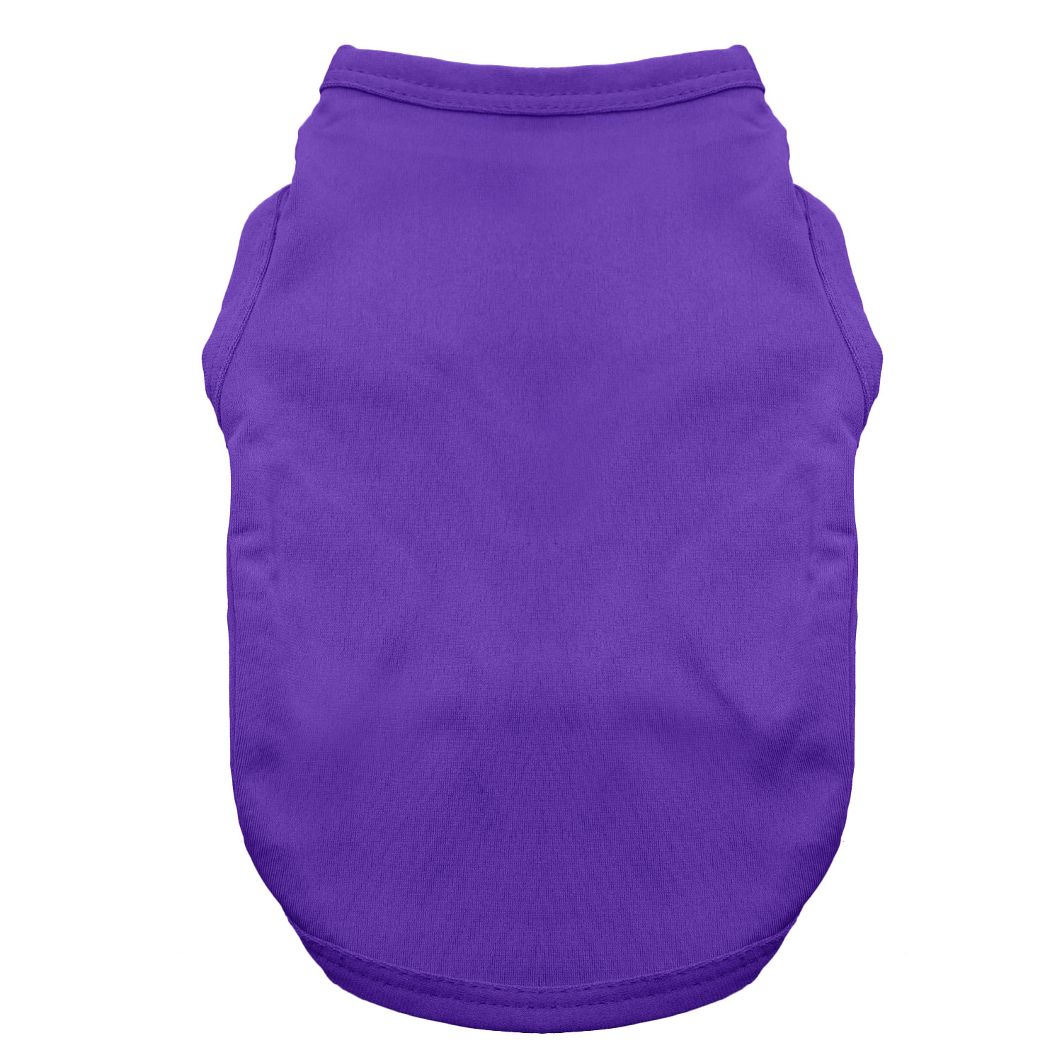 Basic Tank Dog Shirt - Ultra Violet