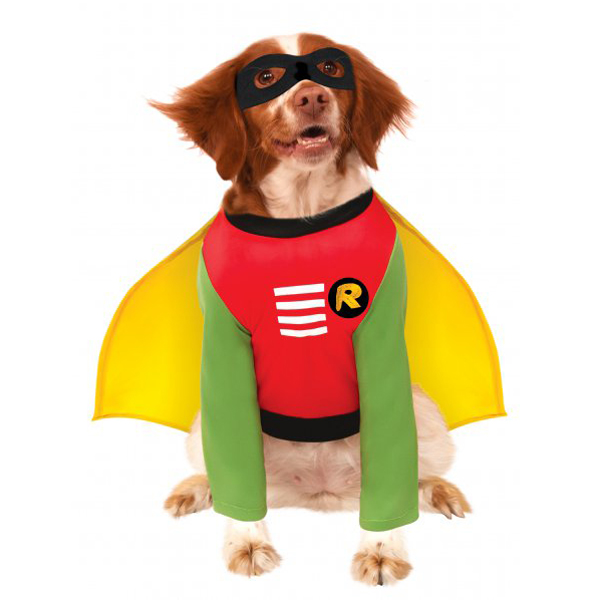 Batman's Robin Dog Halloween Costume