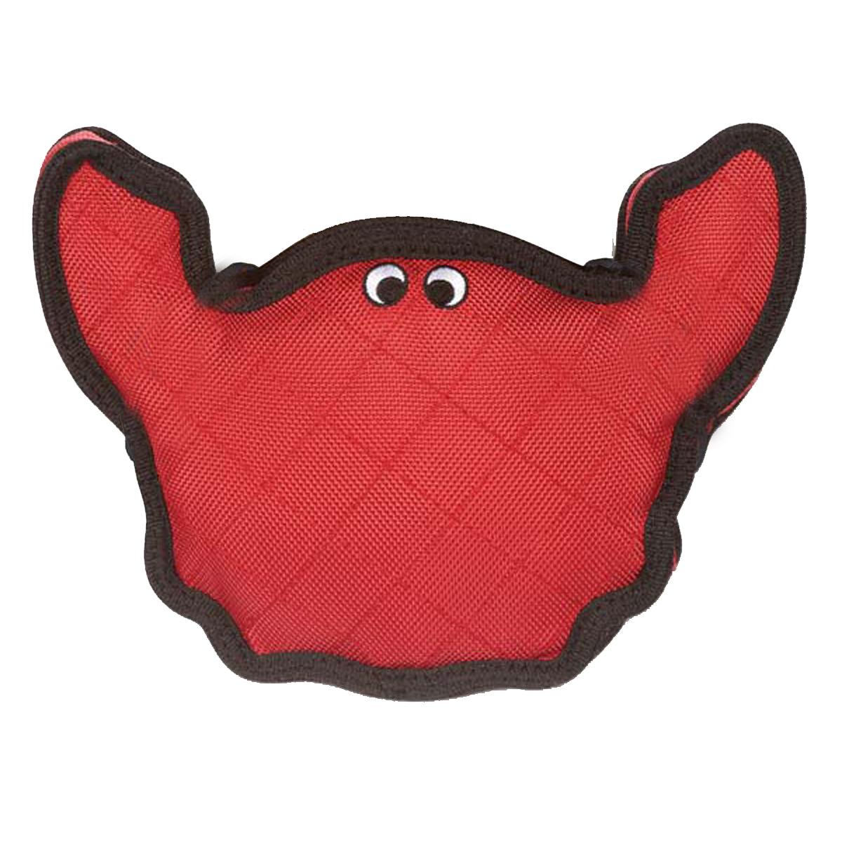 Be good seashore tough dog toy crab baxterboo for Super tuff dog toys