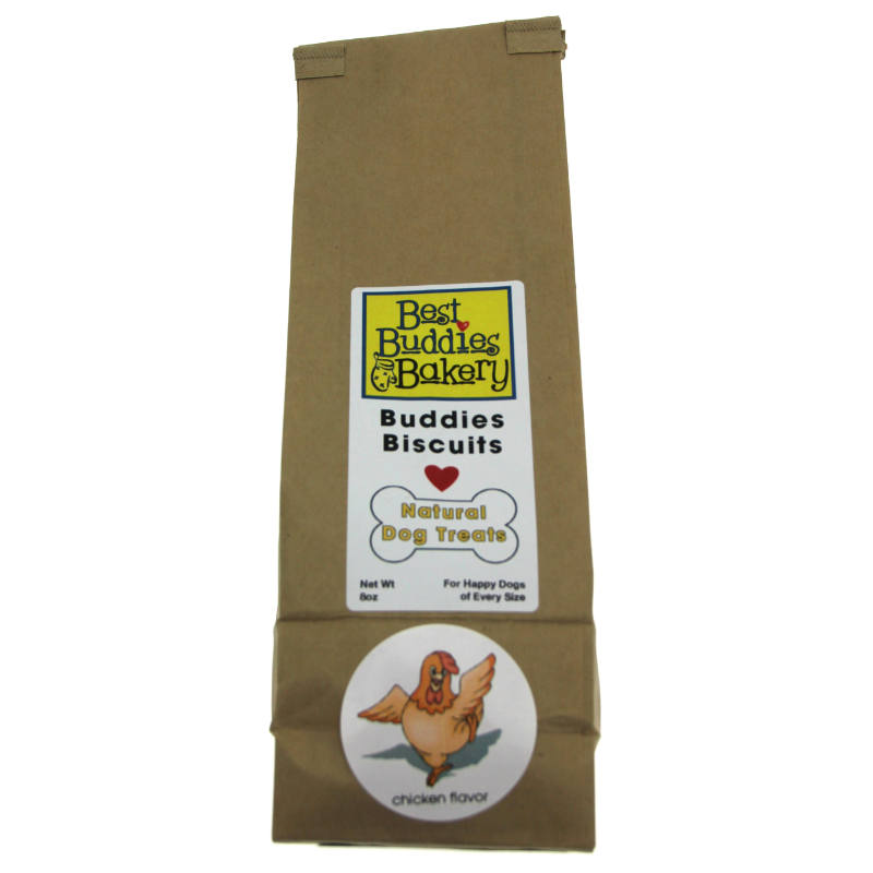 Best Buddies Bakery Dog Treats - Chicken