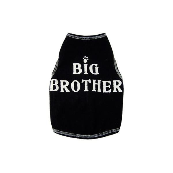 Big Brother Cotton Dog Tank Top