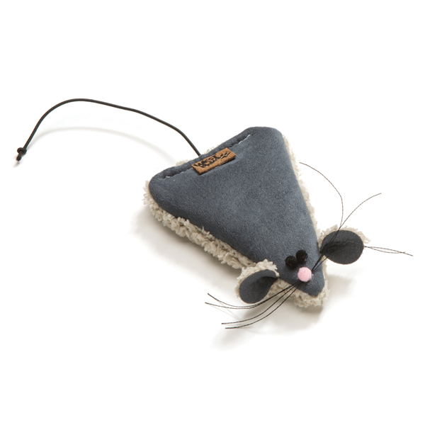 Big Sky Mouse Cat Toy - Storm Blue