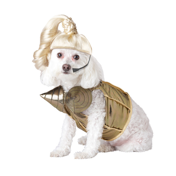Pop Queen Dog Costume