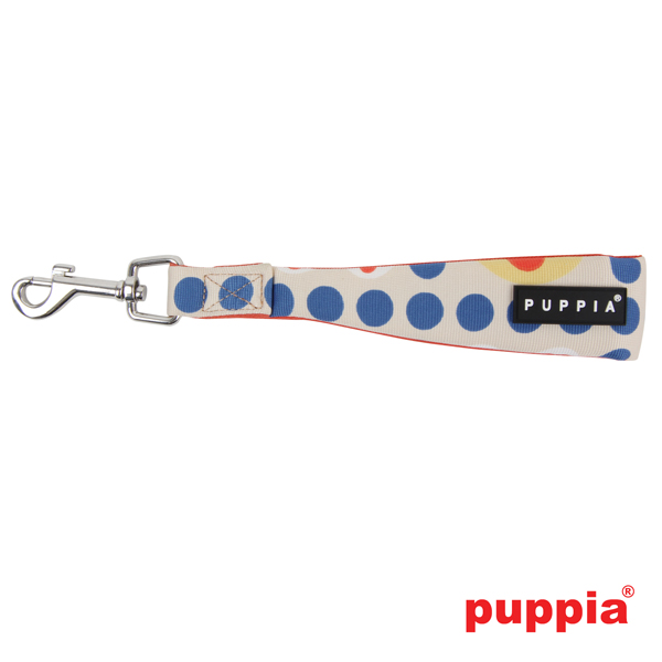 Blossom Dog Seatbelt Leash by Puppia - Orange