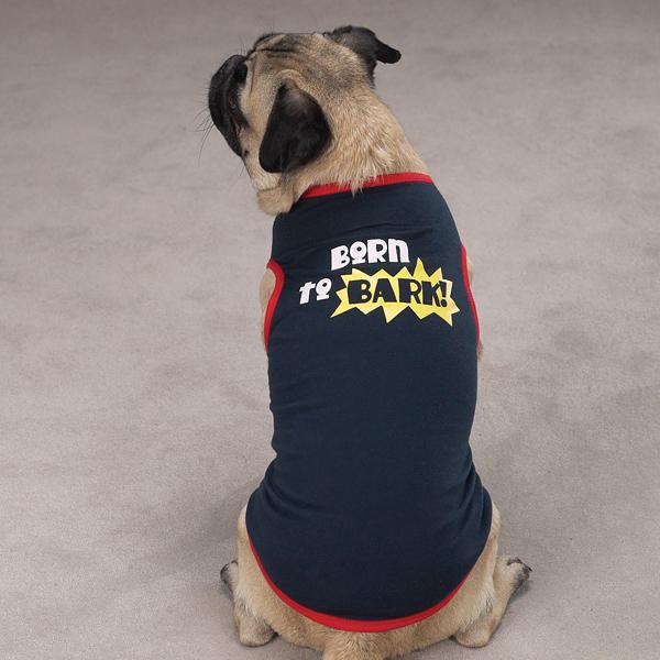 Born to Bark Dog Tank Top
