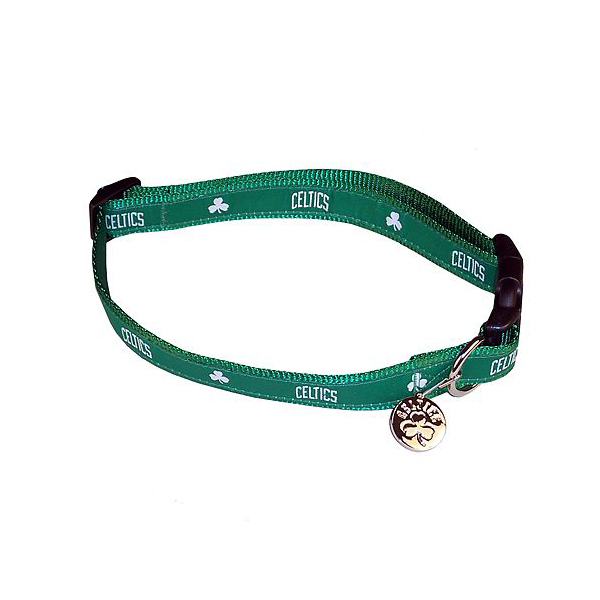 Boston Celtics Dog Collar