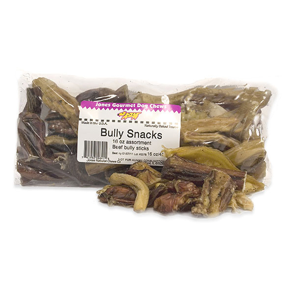 Bully Snacks by Jones Gourmet