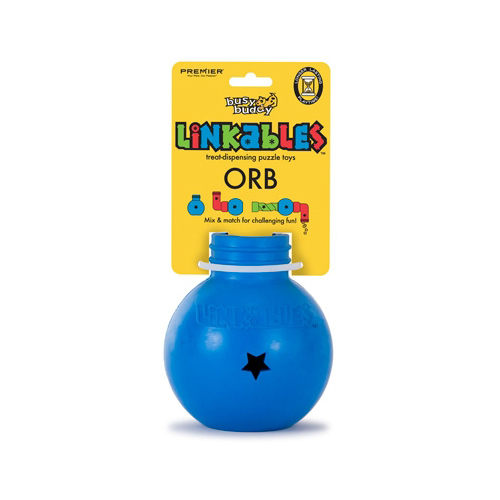 Busy Buddy Linkables Dog Toy - Orb