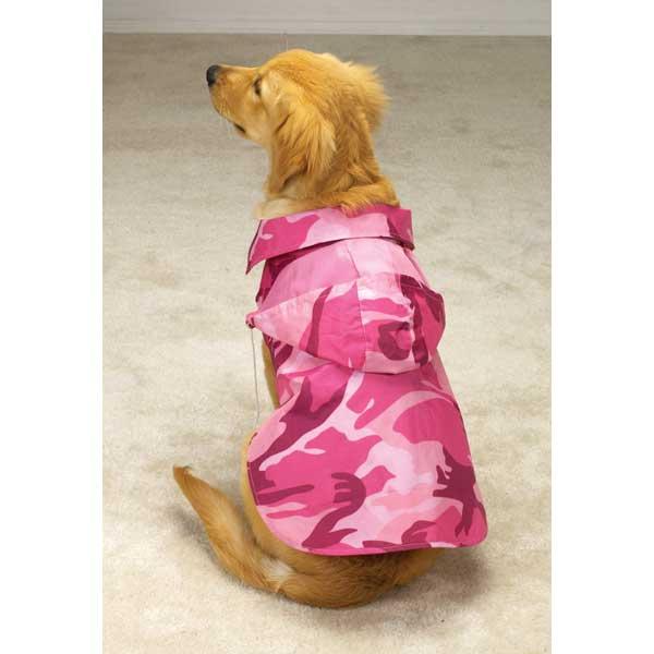 Camo Jacket - Pink