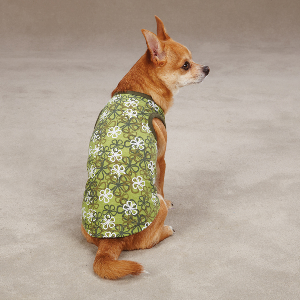 Carolina Dog Tank Top - Green