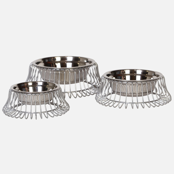 Castro Dog Bowl - Platinum