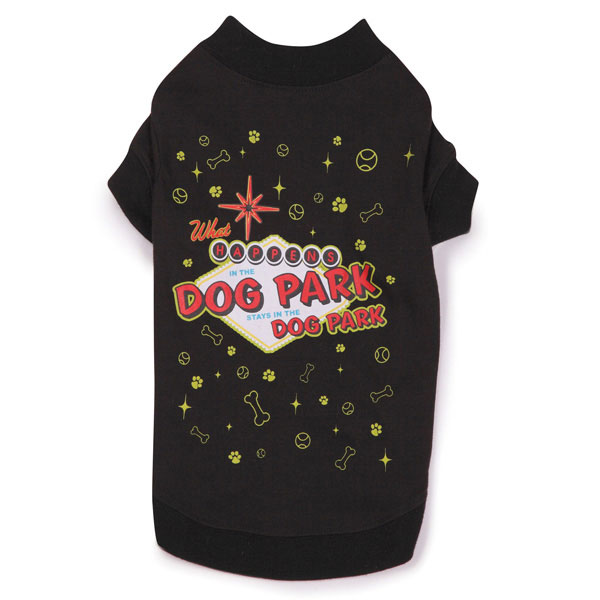 Casual Canine Dog Park Dog T-Shirt