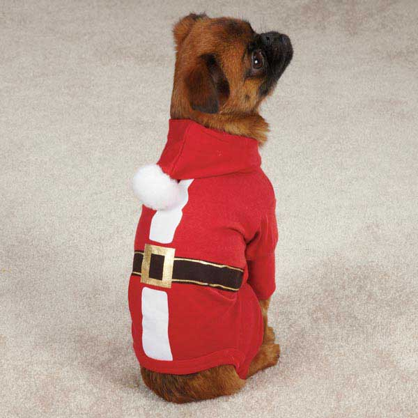 Santa Dog Pajamas