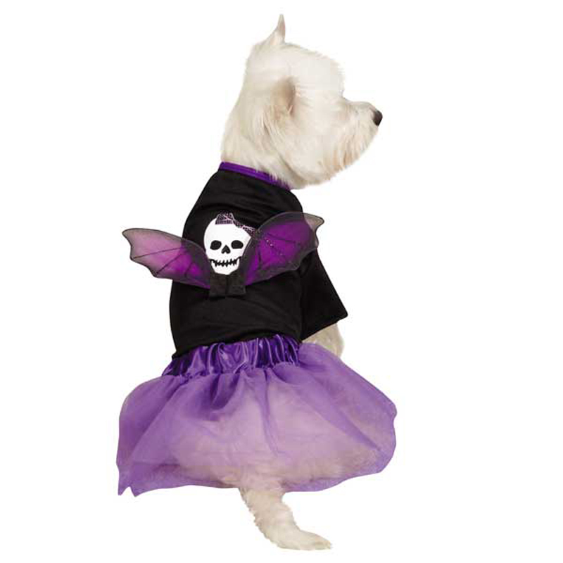 Casual Canine Skull Set Dog Costume