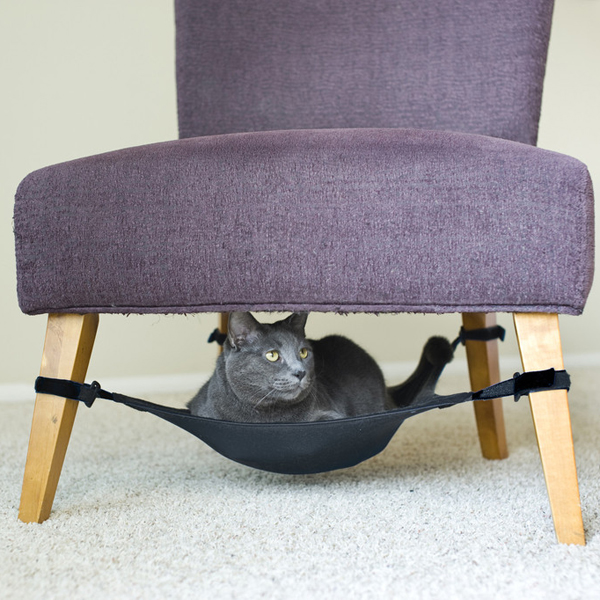 Large Cat Hammock Cat Crib Cat Hammock Black