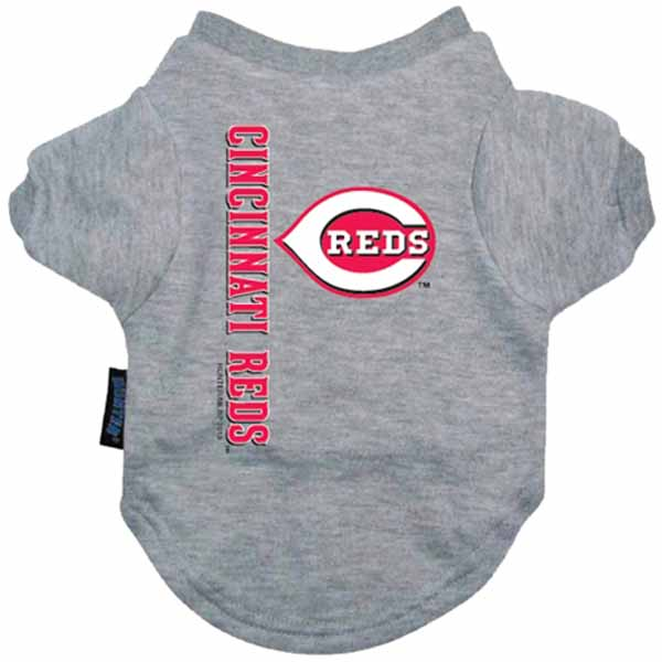 Cincinnati Reds Dog T-Shirt