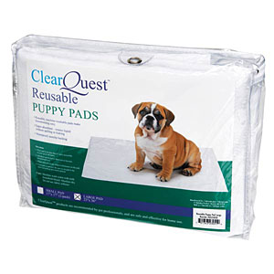 ClearQuest Reusable Puppy Pads