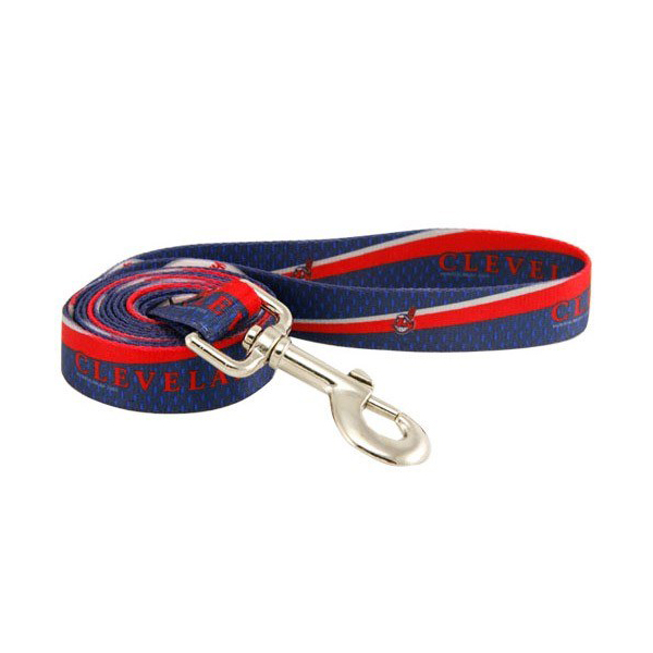 Cleveland Indians Baseball Printed Dog Leash