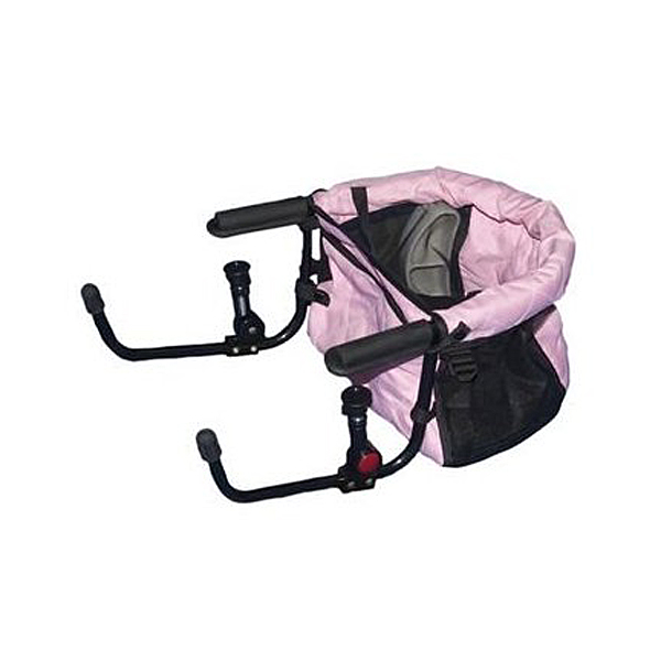 Clip-On Dog High Chair - Pink