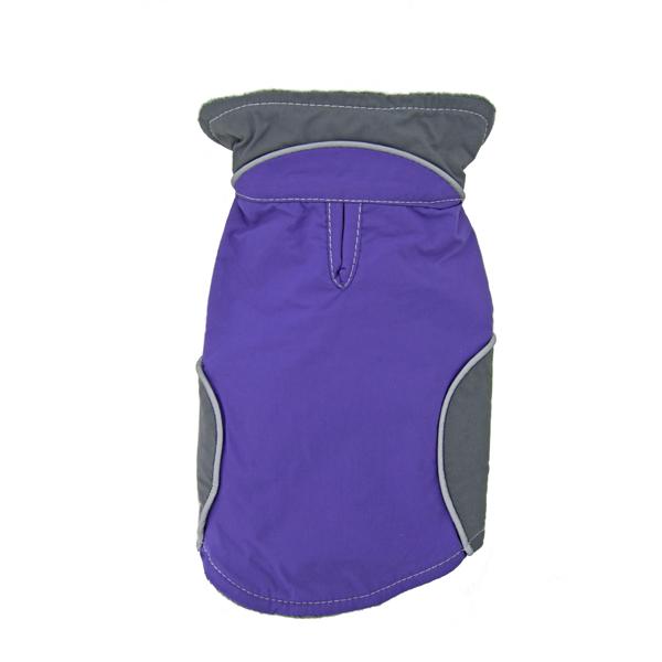 Cloak & Dawggie Sport Parka - Purple