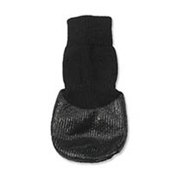 Comet's Non-Skid Bootie Socks - Black