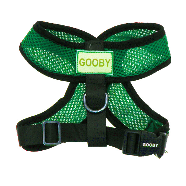 Comfort Dog Harness by Gooby - Green