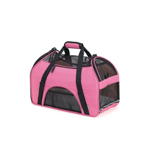 Comfort Pet Carrier - Rose Wine