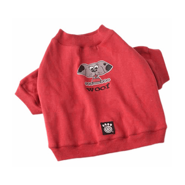 Cool Canine Dog T-Shirt - Red