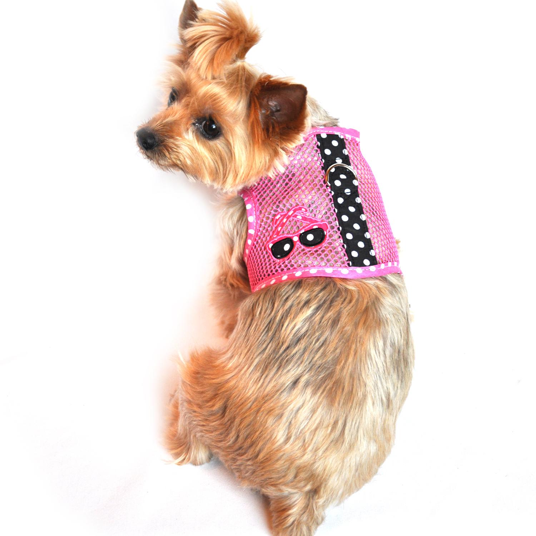 Small Dog Body Harness