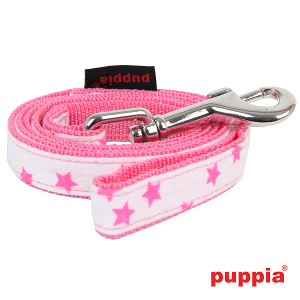 Cosmic Dog Leash by Puppia - Pink