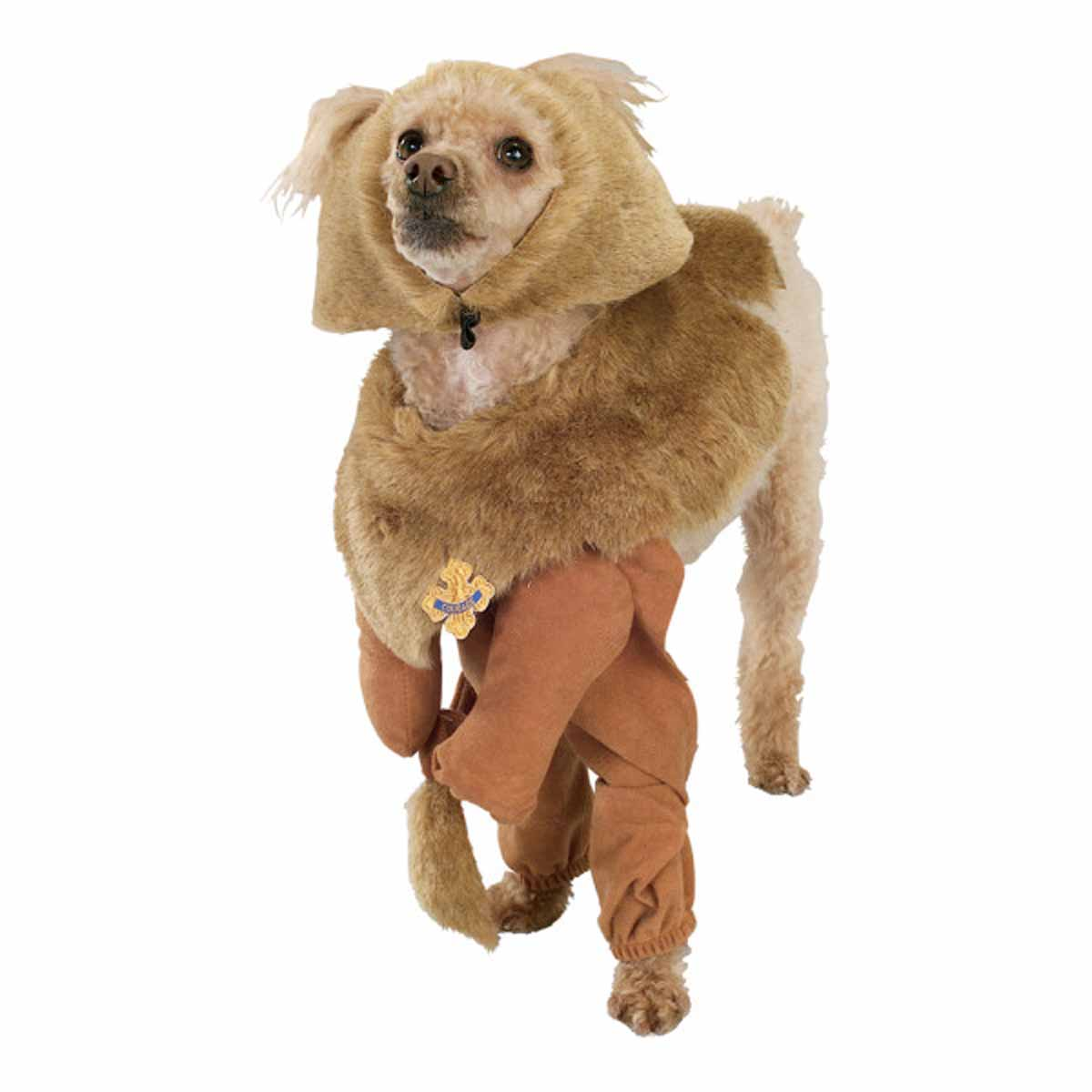 Cowardly Lion Halloween Dog Costume by Rubies
